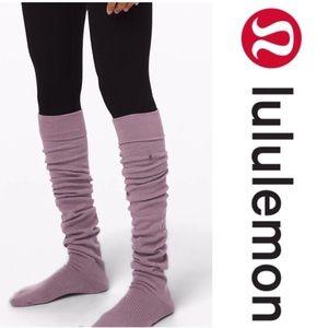 Lululemon Savasana Socks